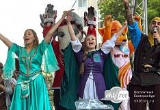 Парад ростовых кукол